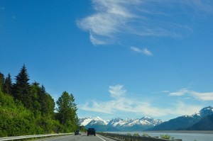 Drive to Seward