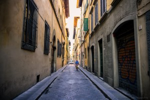 Alleys of Florence