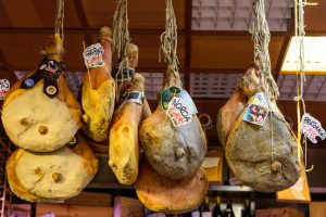 Volpetti's cured meats