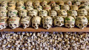 Hallstatt's bone house