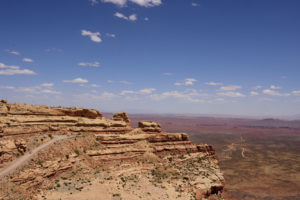 Moki Dugway viewpoint
